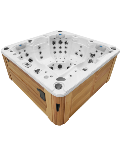 Mystic - Wanna SPA jacuzzi z hydromsażem