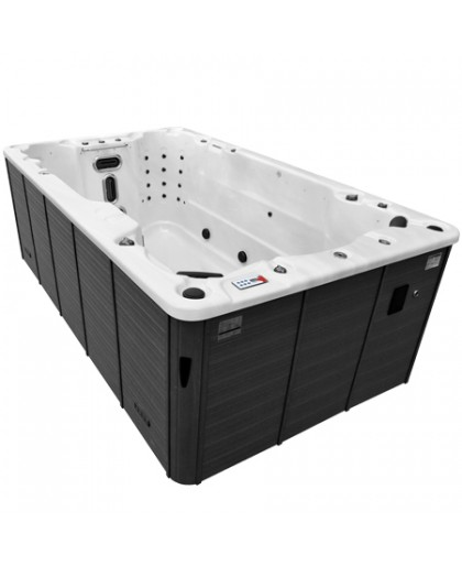 Mississippi - Wanna SPA jacuzzi z hydromsażem